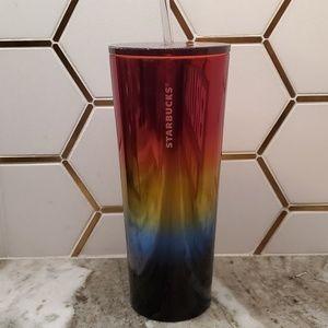 Brand New Starbucks Summer 2019 Stainless Steel Pr